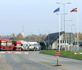 Sakarā ar rekonstrukcijas darbiem Terehovas robežkontroles punktā var veidoties rindas